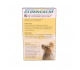 CLOMICALM 5MG 30 pills box