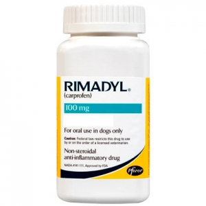 RIMADYL 100mg 20 tablets