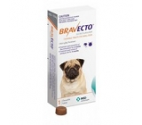 BRAVECTO S 4,5-10Kg flea and tick pill