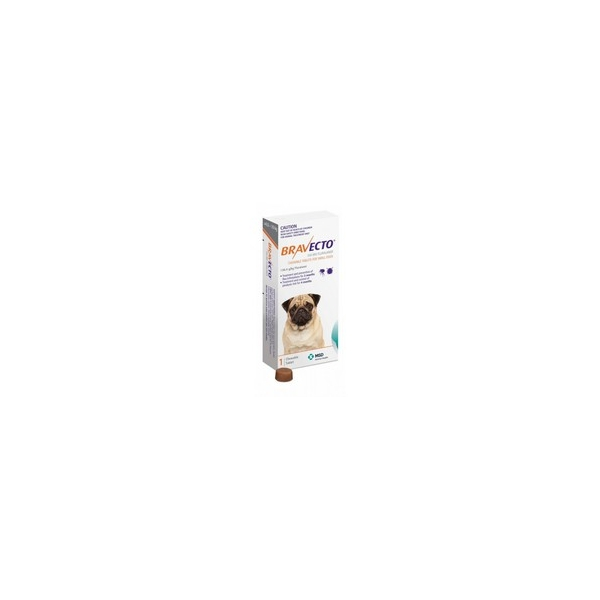 Bravecto S 4 5 10kg Flea And Tick Pill Tataluga
