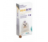 BRAVECTO XS 2-4,5Kg flea and tick pill
