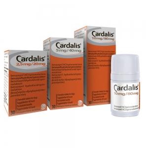CARDALIS 5mg/40mg M 30 pills