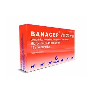 BANACEP VET 20mg 14 pills