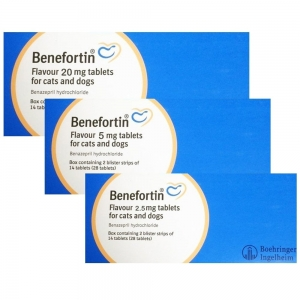 BENEFORTIN 5mg 140 pills