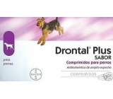 DRONTAL PLUS DOG 48 PILLS
