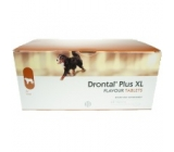 DRONTAL PLUS XL large dog 56 PILLS