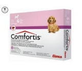 COMFORTIS 270mg dogs from 3,9 to 6,0Kg cats from 3,7 to 5,4Kg monthly Flea treatment 6 pills