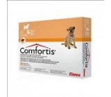 COMFORTIS 425mg dogs from 6,1 to 9,4Kg cats from 5,5 to 8,5Kg monthly Flea treatment 6 pills