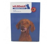 MILBEMAX CHEWABLE DOG from 5 to25Kg dewormer 2 pills