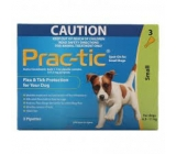PRAC-TIC DOGS 4,5-11KG - 3 SPOT-ON BOX