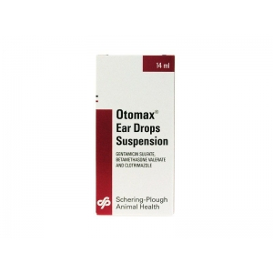 OTOMAX 14ml EAR DROPS