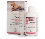 DRONTAL 50ml ORAL SUSPENSION FOR PUPPIES