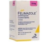 FELIMAZOLE 2,5mg