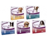 VECTRA 3D spot-on for dogs 4-10Kg 3 pipettes