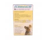 CLOMICALM 5MG 30 pills box