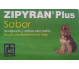 ZIPYRAN PLUS 1 pill dog dewormer