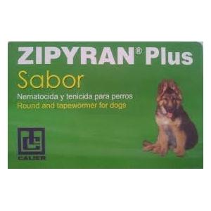 ZIPYRAN PLUS ® 1 pill dog dewormer