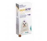 BRAVECTO XS 2-4,5Kg flea and tick pill