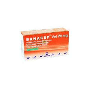 BANACEP VET 20mg 56 pills