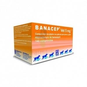 BANACEP VET 5mg 140 pills