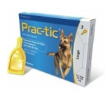 PRAC-TIC DOGS 22-50KG - 3 SPOT-ON BOX